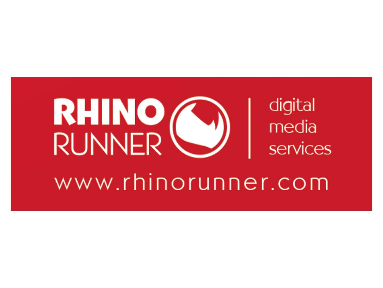 Rhino Runner Digital Media Service